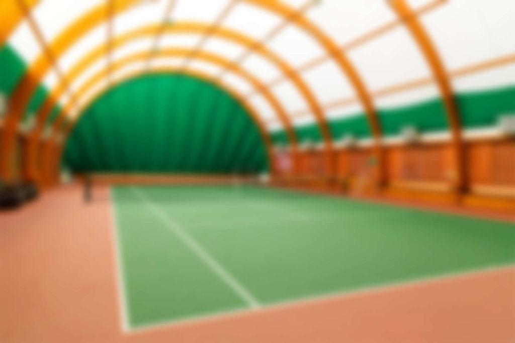 Tennishalle Feld #2